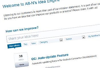 Alt-N idea engines