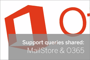 MailStore and Office365