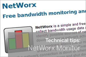 Networx Bandwidth Monitor
