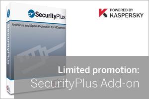 SecurityPlus promo