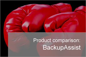 Backup Exec Comparison