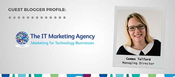 The IT Marketing Agency Footer