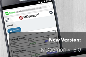 MDaemon 15.5