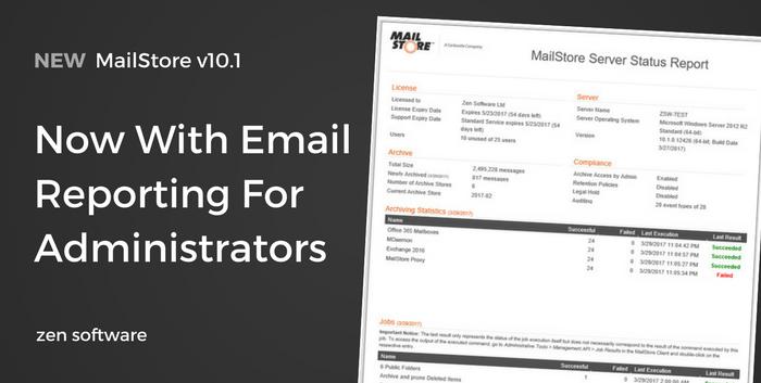 MailStore 10.1