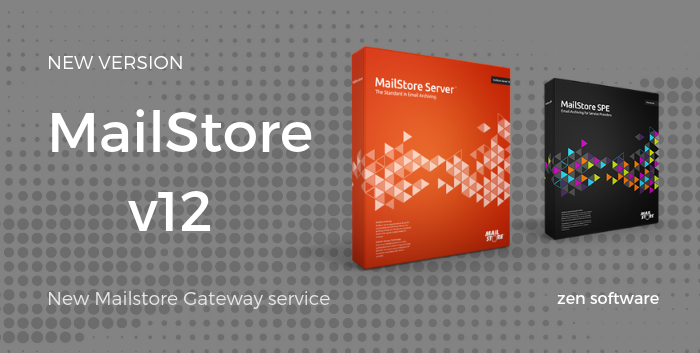 MailStore 12 – Easy SSL with Let's Encrypt and new MailStore Gateway