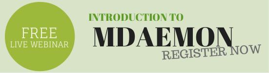 MDaemon webinar sign-up